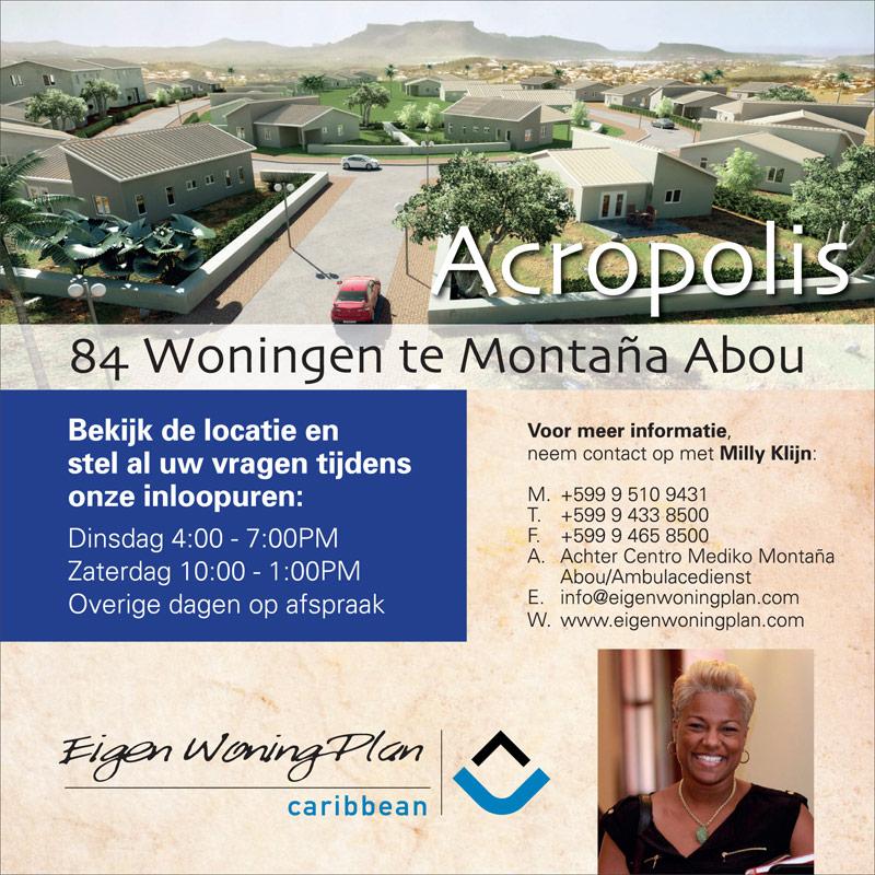 Advertentie Acropolis Openingstijden