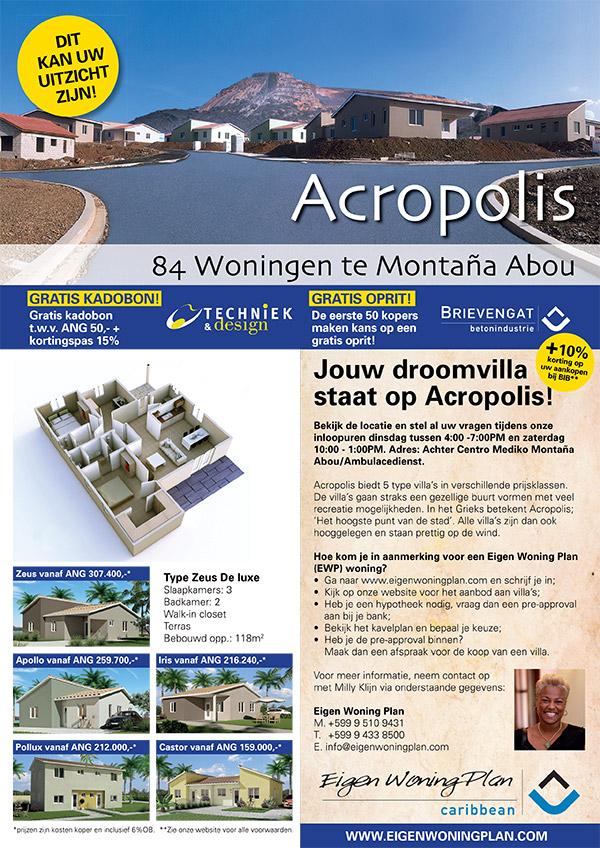 Flyer Acropolis