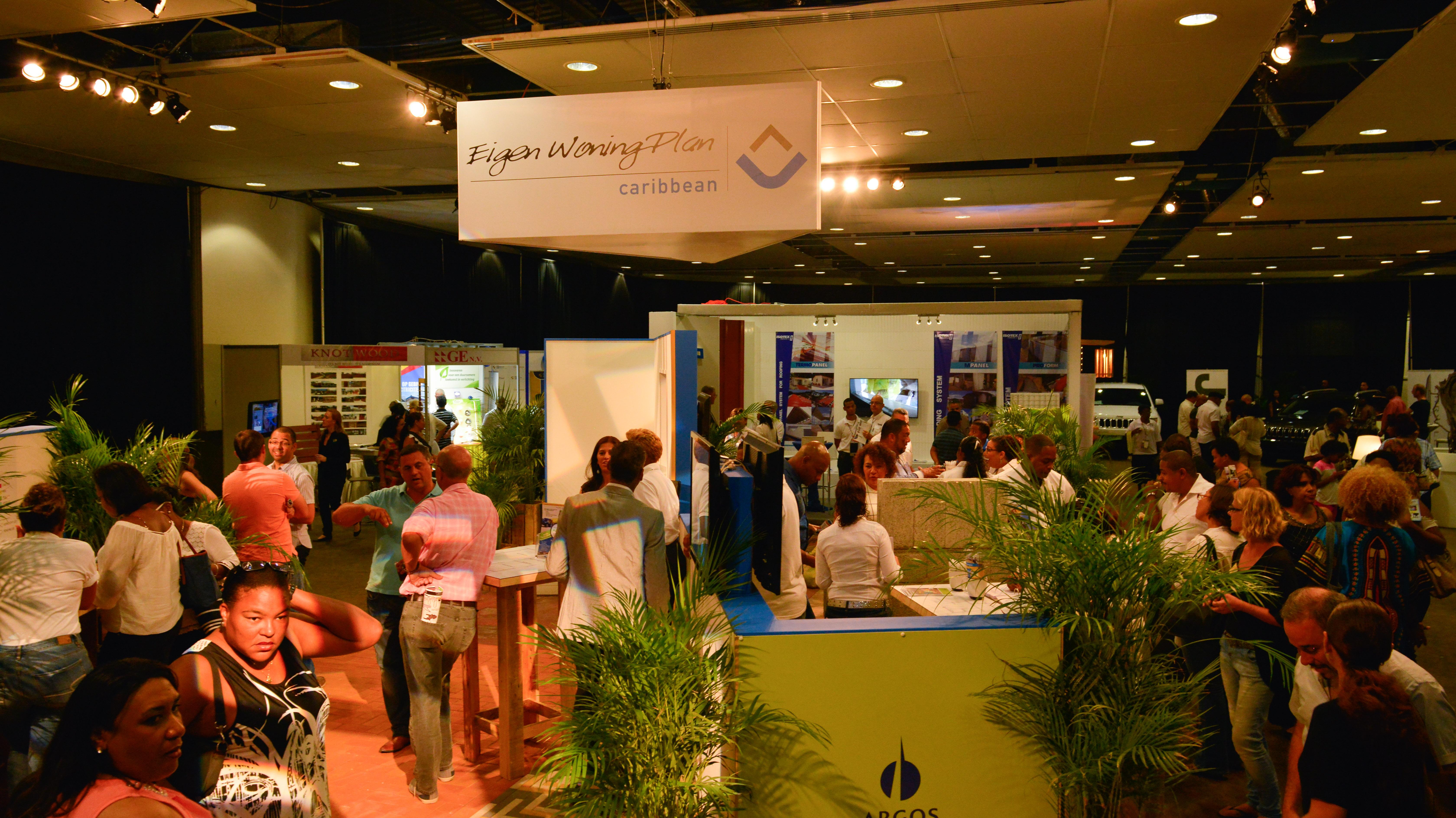 EWP and BIB at Living 2015