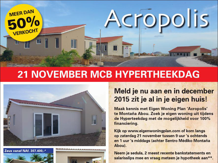 Hypertheek Day on November 21st